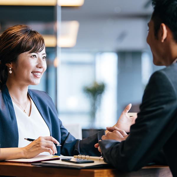 事業者様向け各種サービスの提案業務